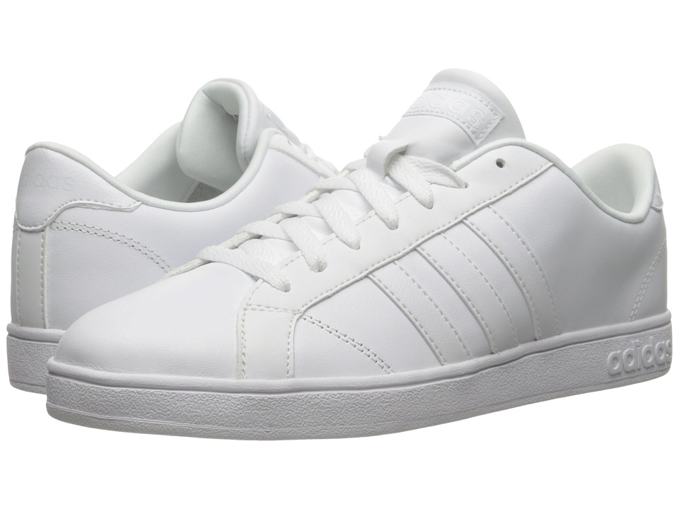 adidas - Baseline (White) Men's Basketball Shoes