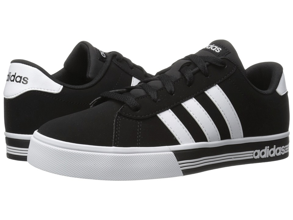 adidas - Daily Team (Black/White) Men's Shoes