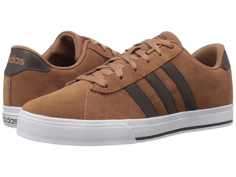 adidas - Daily (Timber/Dark Brown) Men's Shoes