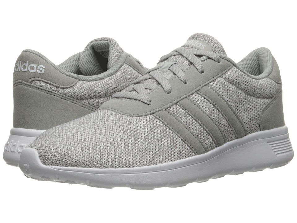 adidas - Lite Racer (Clear Onix/White) Women's Shoes