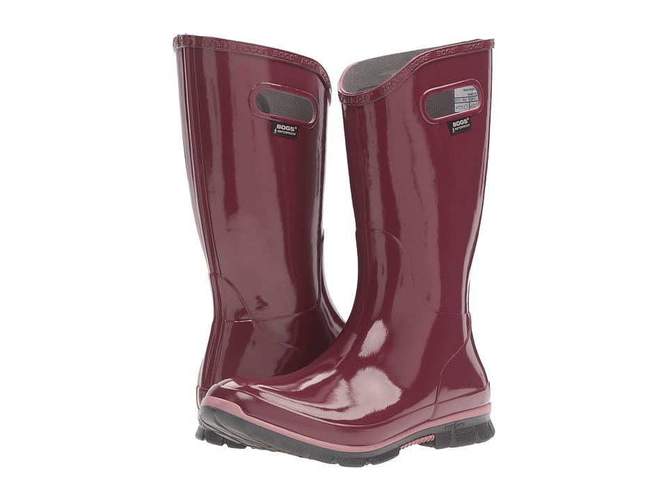Bogs Berkeley (Burgundy) Women