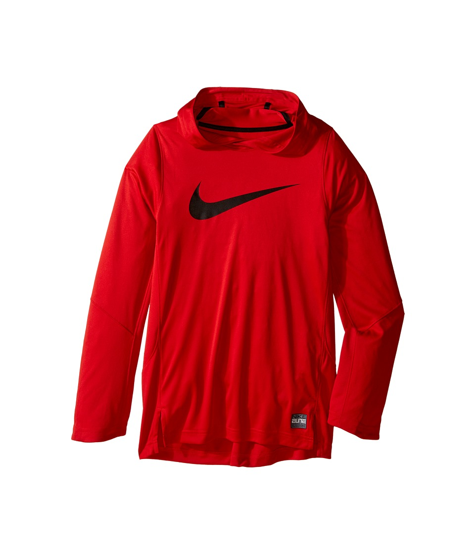 Nike Kids - Dry Elite Shooter Hoodie (Little Kids/Big Kids) (University Red) Boy's Clothing