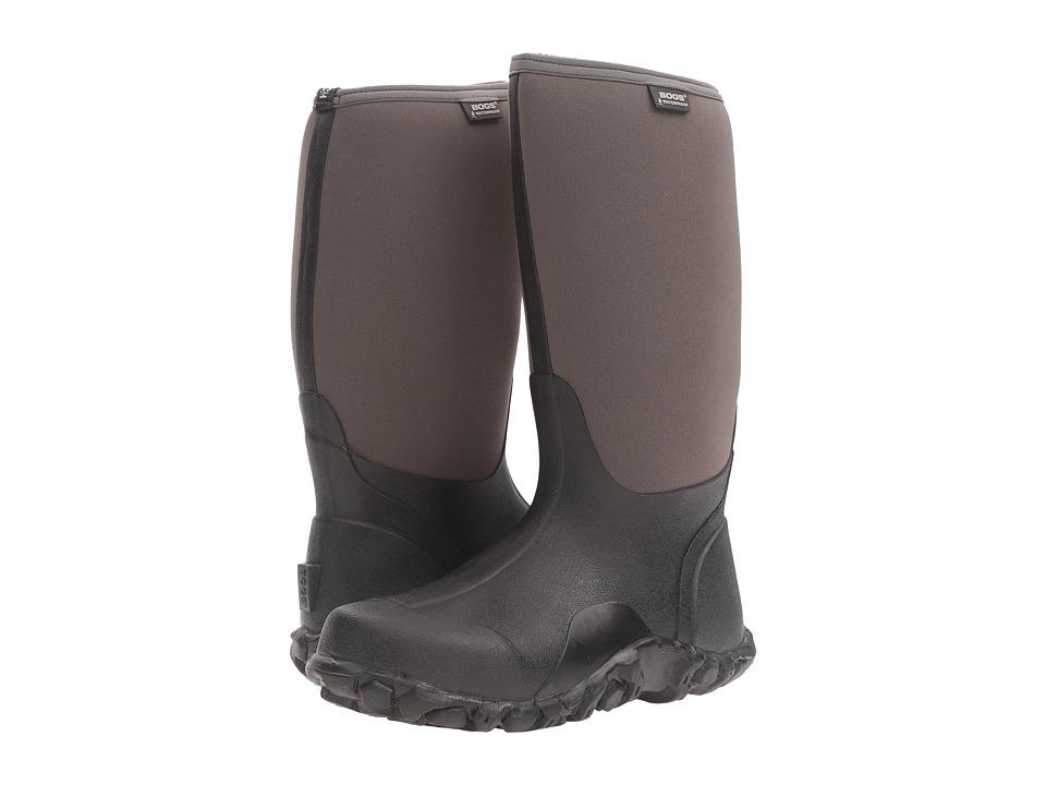 Bogs - Classic Cool Tech Boot (Black/Gray) Men's Waterproof Boots
