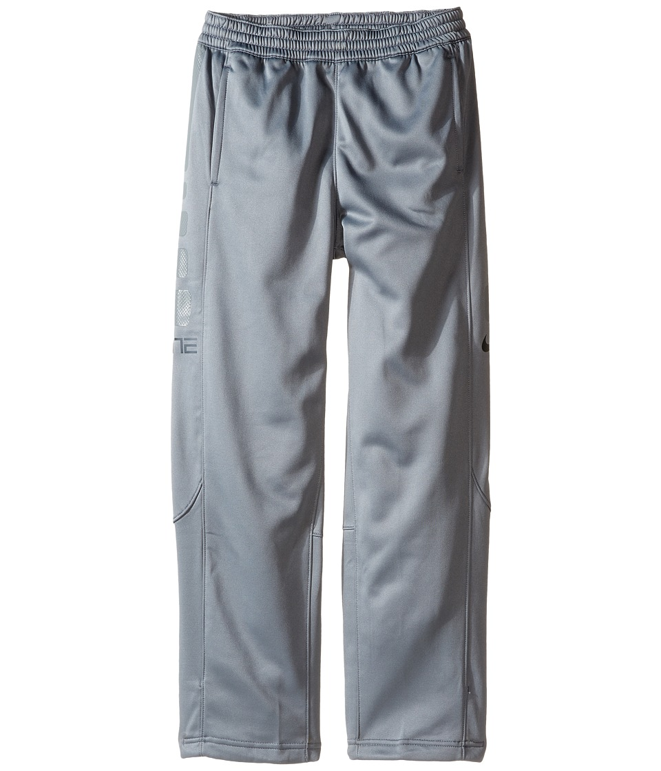 Nike Kids - Therma Elite Basketball Pant (Little Kids/Big Kids) (Cool Grey/Cool Grey/Anthracite) Boy's Casual Pants
