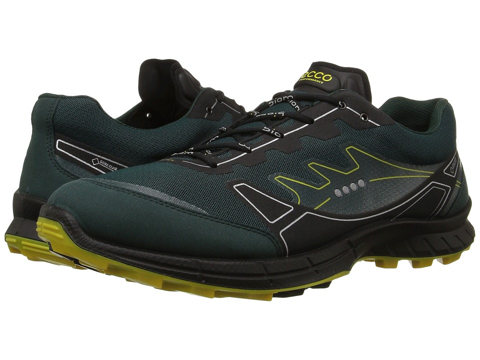 ECCO Sport - Biom Trail FL GTX (Dioptase/Dioptase/Bamboo) Men's Lace up casual Shoes