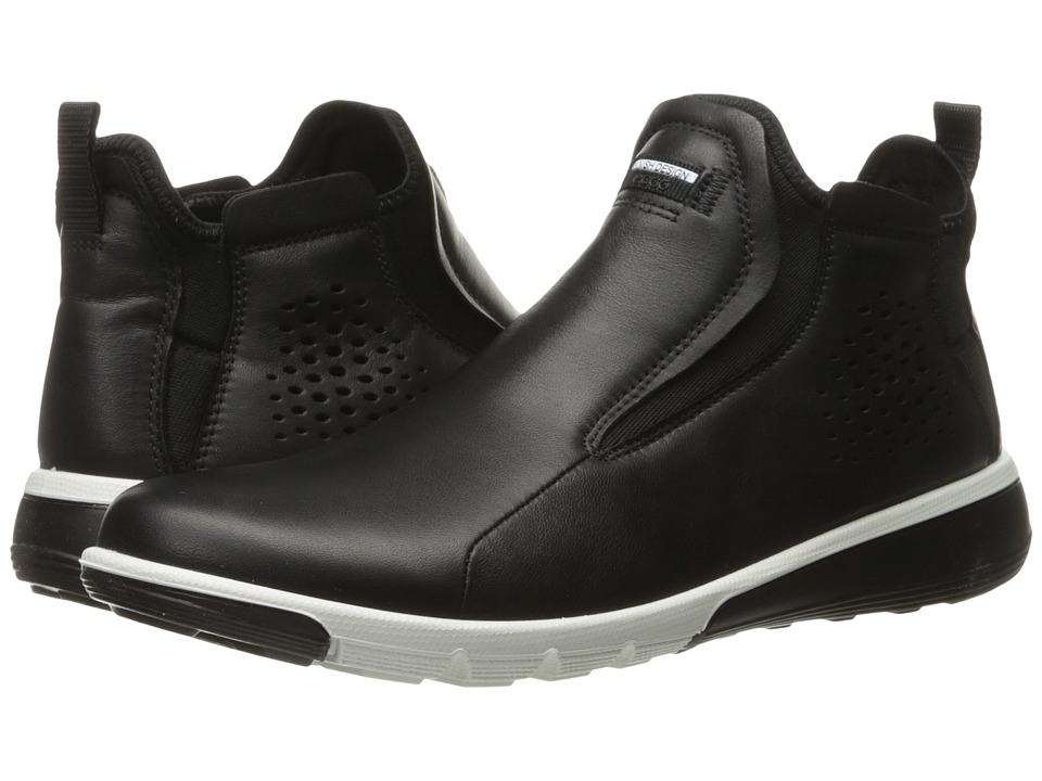 ECCO Sport - Intrinsic 2 Boot (Black) Women's Shoes