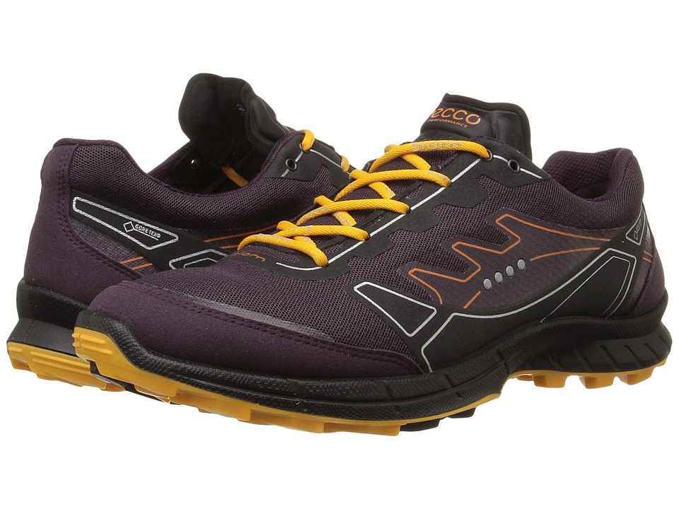 ECCO Sport - Biom Trail FL GTX (Mauve/Mauve/Fanta) Women's Lace up casual Shoes