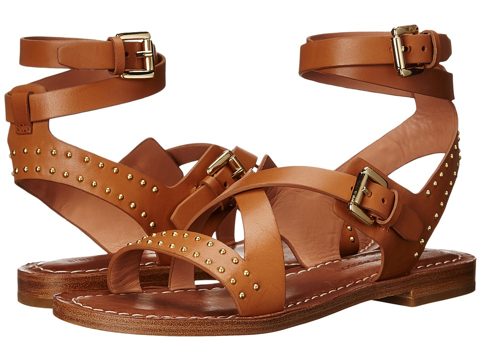 Sigerson Morrison Ainsley (Brown Leather) Women