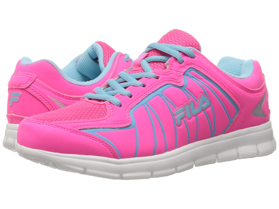 Fila - Escalight (Knockout Pink/Bluefish/White) Women's Shoes