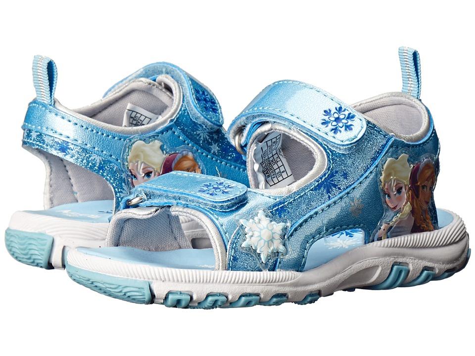 Josmo Kids - Frozen Lighted River Sandal (Toddler/Little Kid) (Blue) Girls Shoes