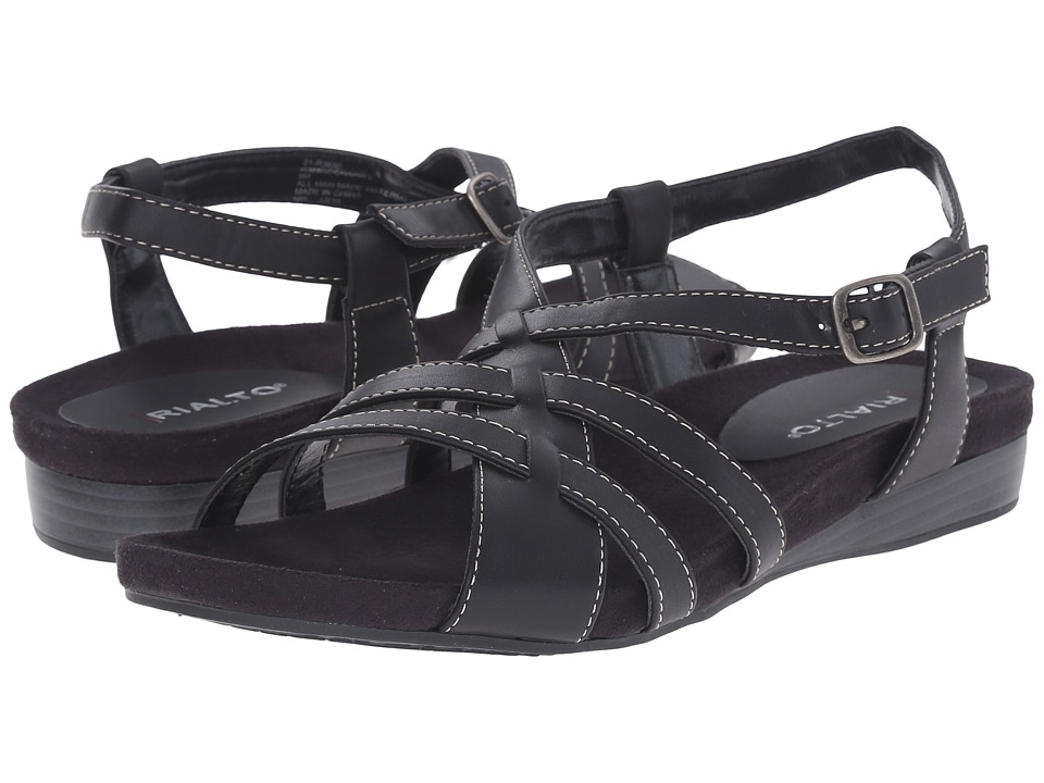 Rialto - Charity (Black) Women's Shoes