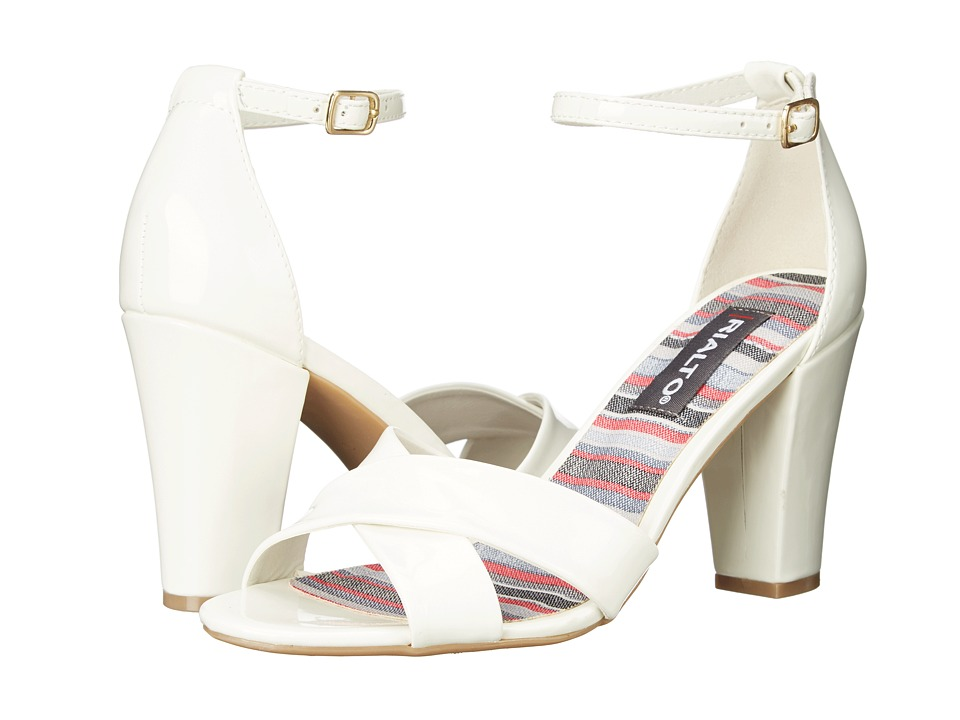 Rialto - Raziela (White Patent) Women's Shoes