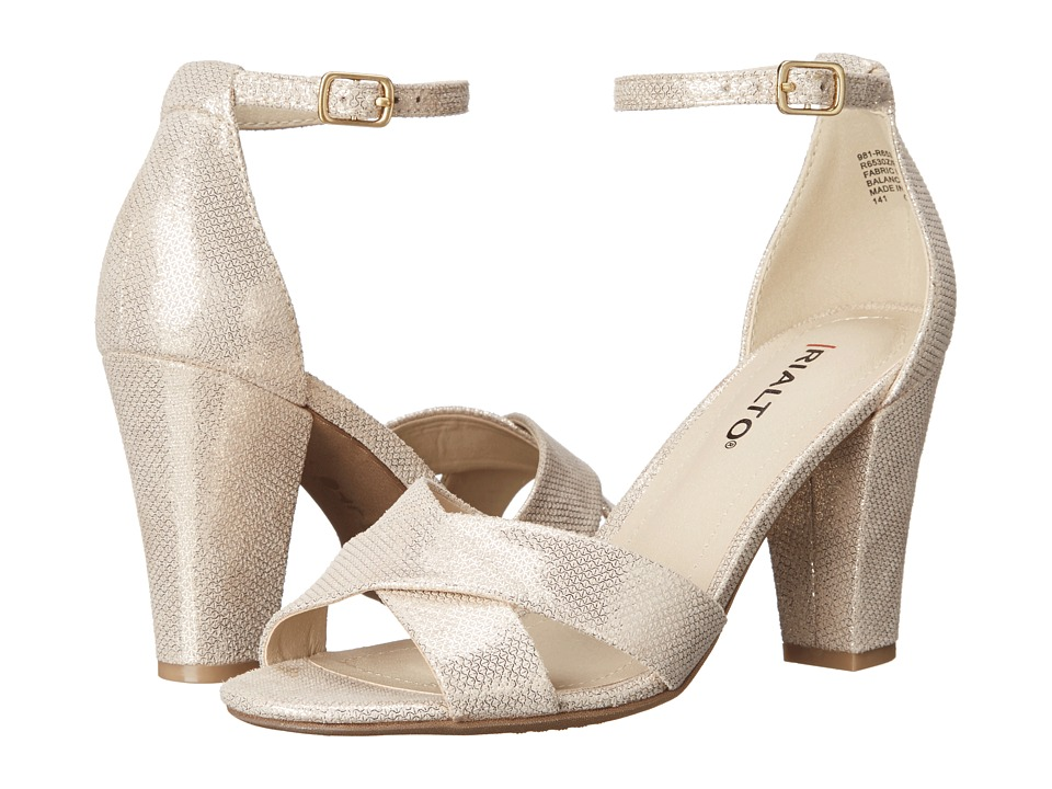 Rialto - Raziela (Champagne) Women's Shoes