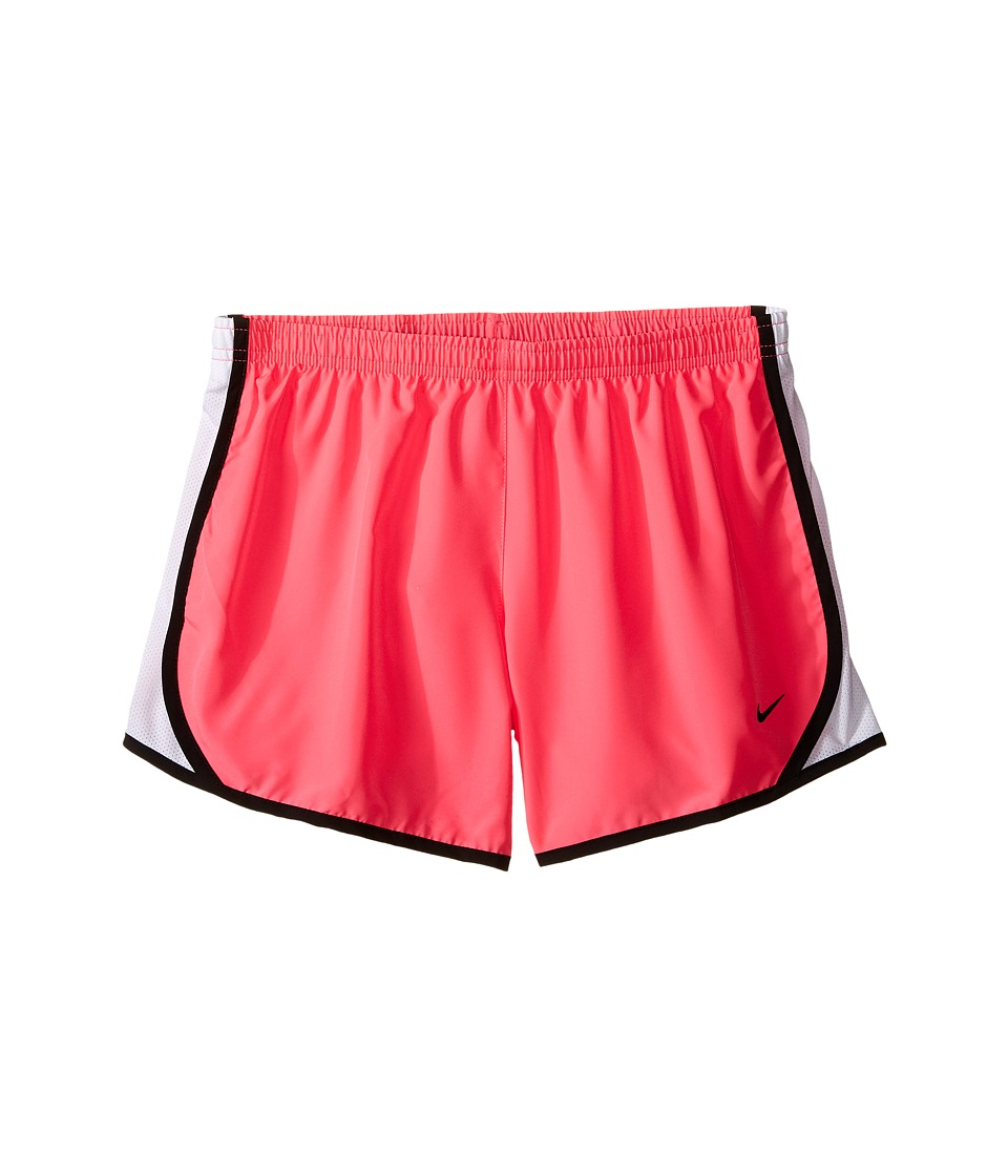 Nike Kids - Tempo Short (Little Kids/Big Kids) (Hyper Pink/White/Black/Black) Girl's Shorts