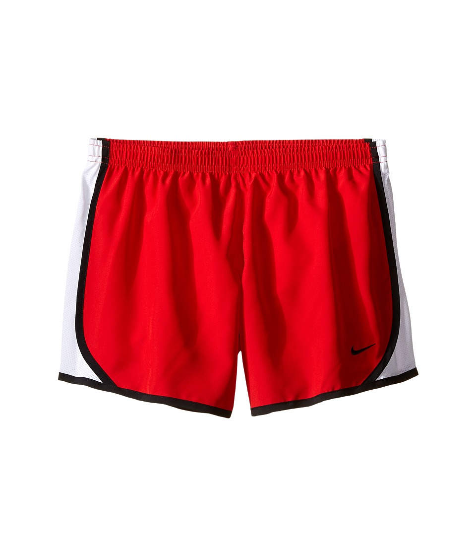 Nike Kids - Tempo Short (Little Kids/Big Kids) (University Red/White/Black/Black) Girl's Shorts