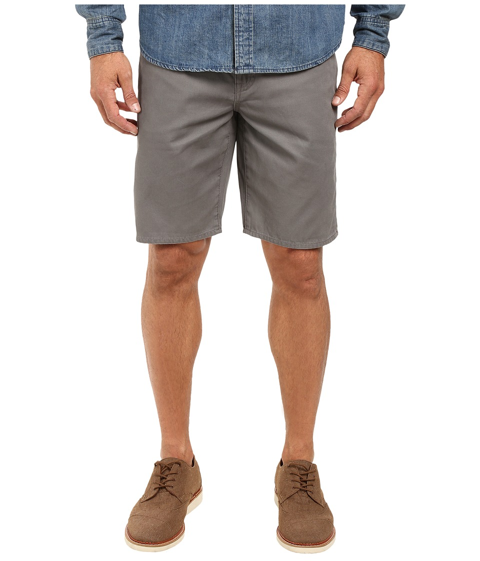 Ted Baker - Fivesho Five-Pocket Shorts (Grey) Men's Shorts