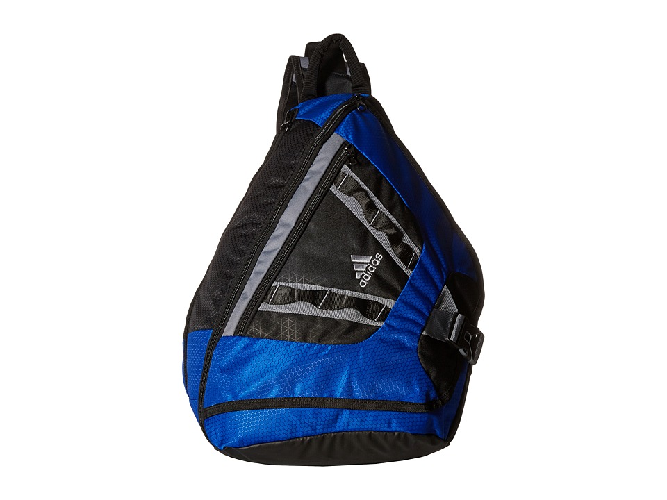 Image of adidas - Capital Sling Backpack (Power Blue) Backpack Bags