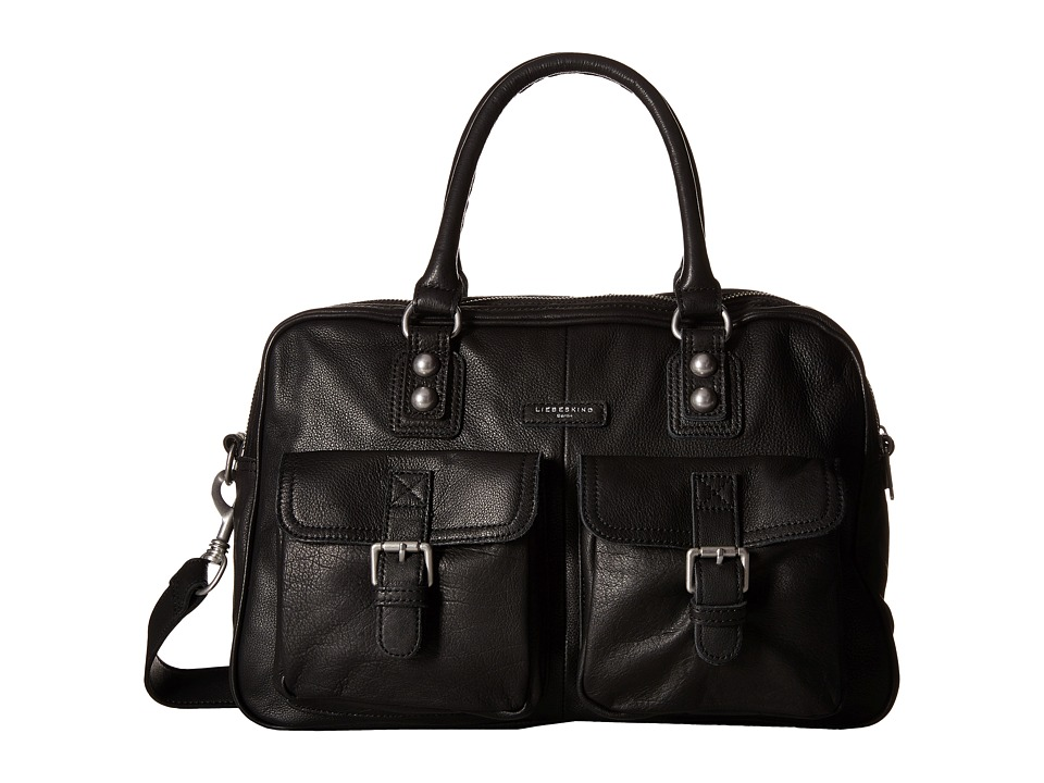 Liebeskind - Frida B (Black) Handbags