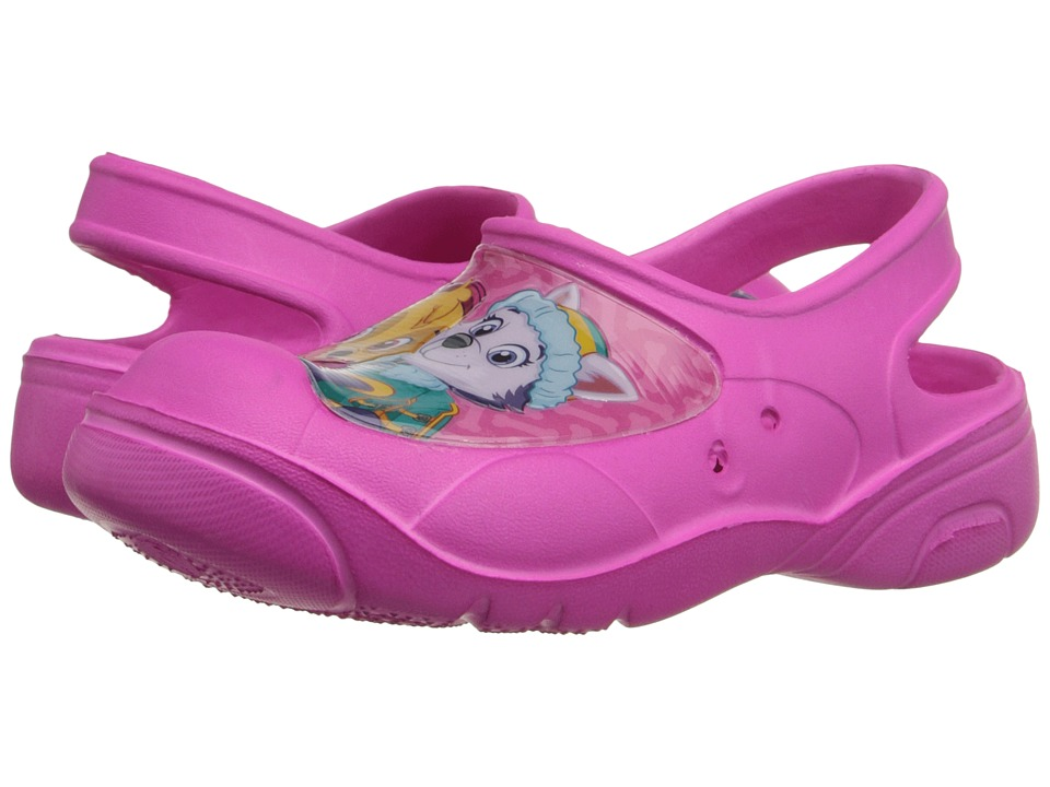 Josmo Kids - Paw Patrol Clog (Toddler/Little Kid) (Fuchsia) Girls Shoes