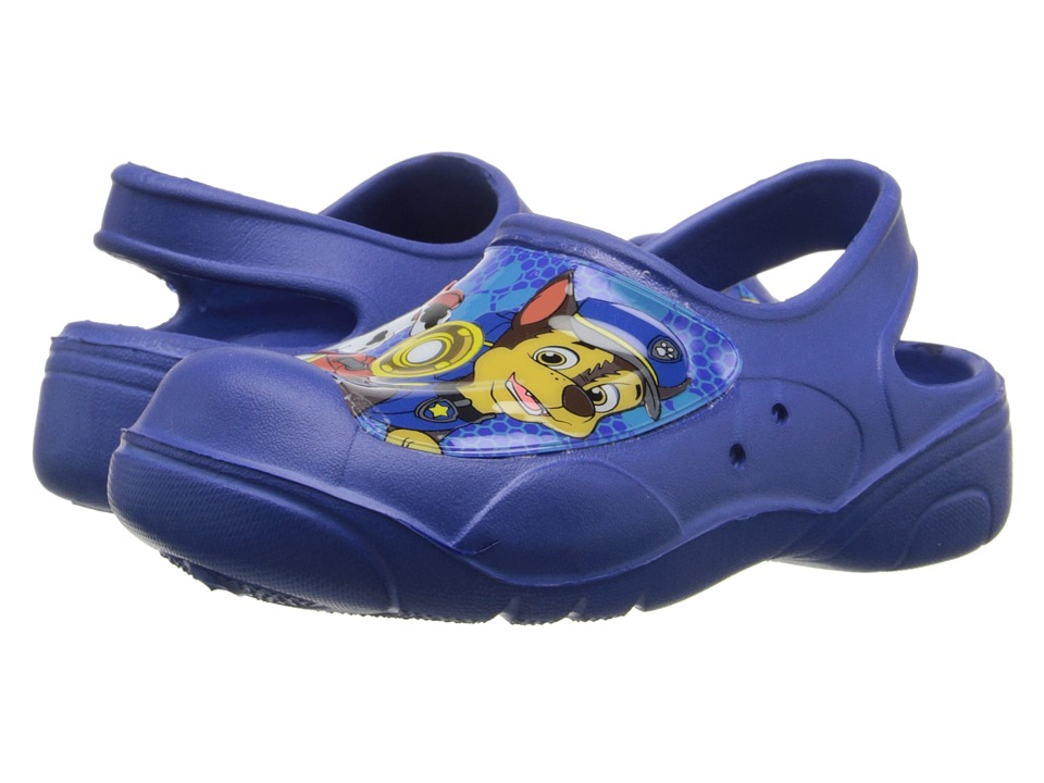 Josmo Kids - Paw Patrol Clog (Toddler/Little Kid) (Blue) Boys Shoes