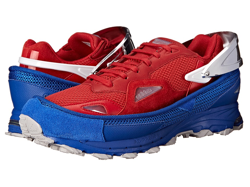 adidas by Raf Simons - Raf Simons Response Trail 2 (Power Red/Collegiate Royal/Clear Granite) Men's Shoes