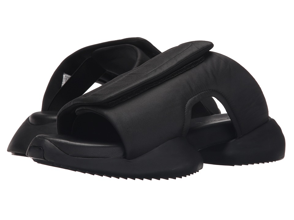 adidas by Rick Owens - RO Clog (Core Black/Core Black/Core Black) Clog Shoes