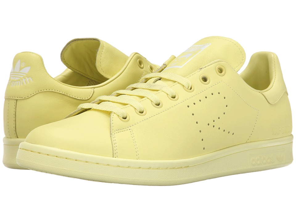 adidas by Raf Simons - Raf Simons Stan Smith (Blush Yellow S15-ST/Blush Yellow S15-ST/Blush Yellow S15-ST) Athletic Shoes
