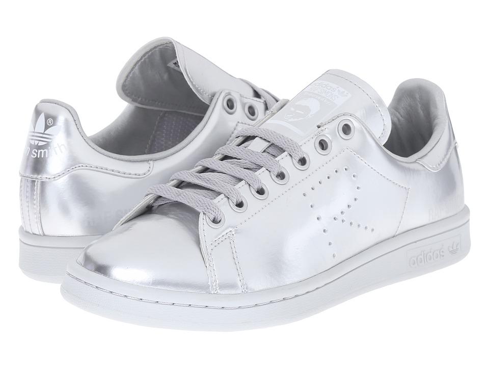 adidas by Raf Simons - Raf Simons Stan Smith (Silver Met/Silver Met/Silver Met) Athletic Shoes