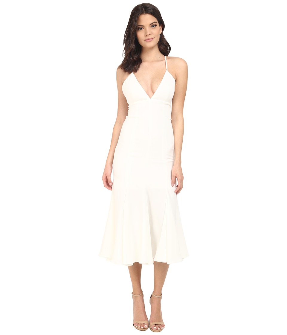 KEEPSAKE THE LABEL - Sun Up Dress (Ivory) Women's Dress