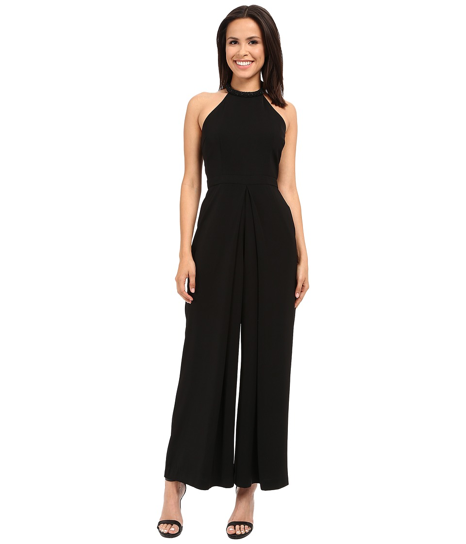 KEEPSAKE THE LABEL - Let It Go Jumpsuit (Black) Women's Jumpsuit & Rompers One Piece