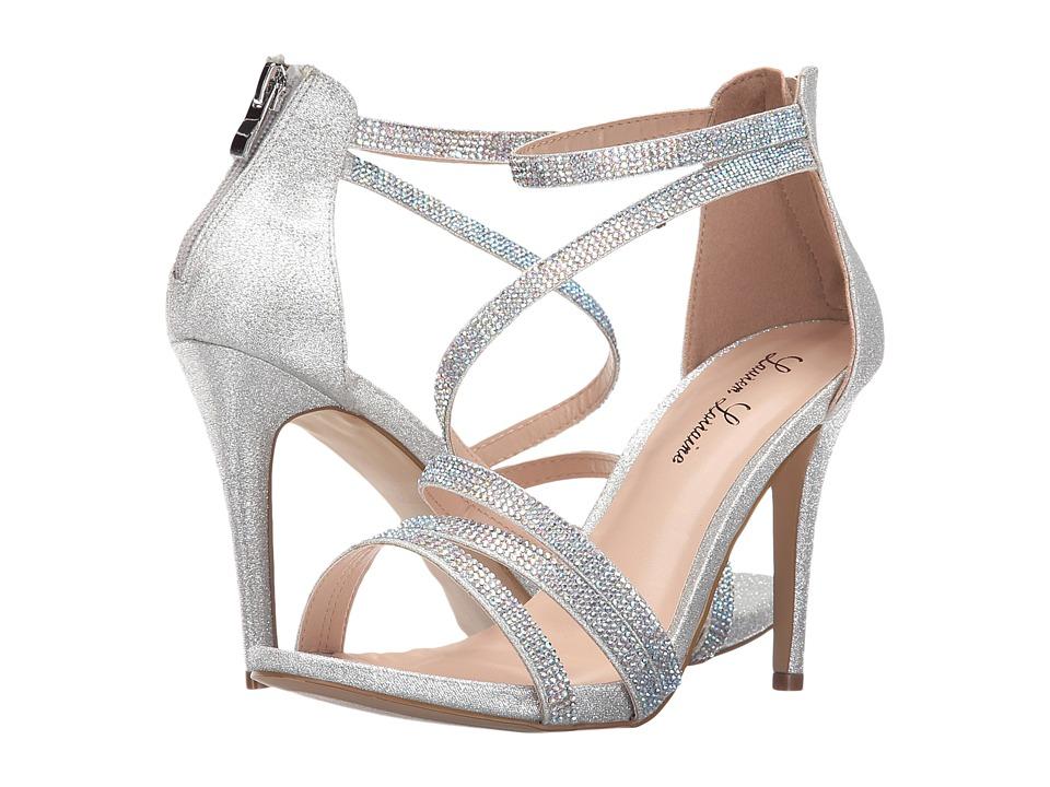 Lauren Lorraine - Michelle (Silver) High Heels