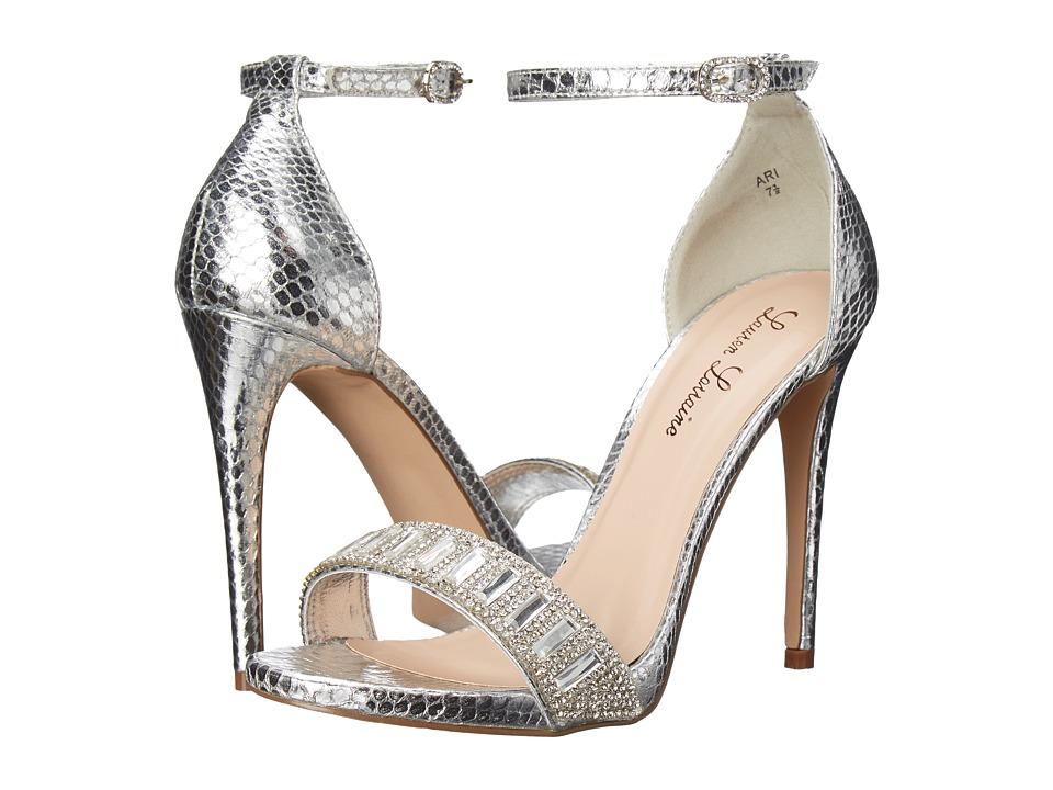 Lauren Lorraine - Ari (Silver) High Heels