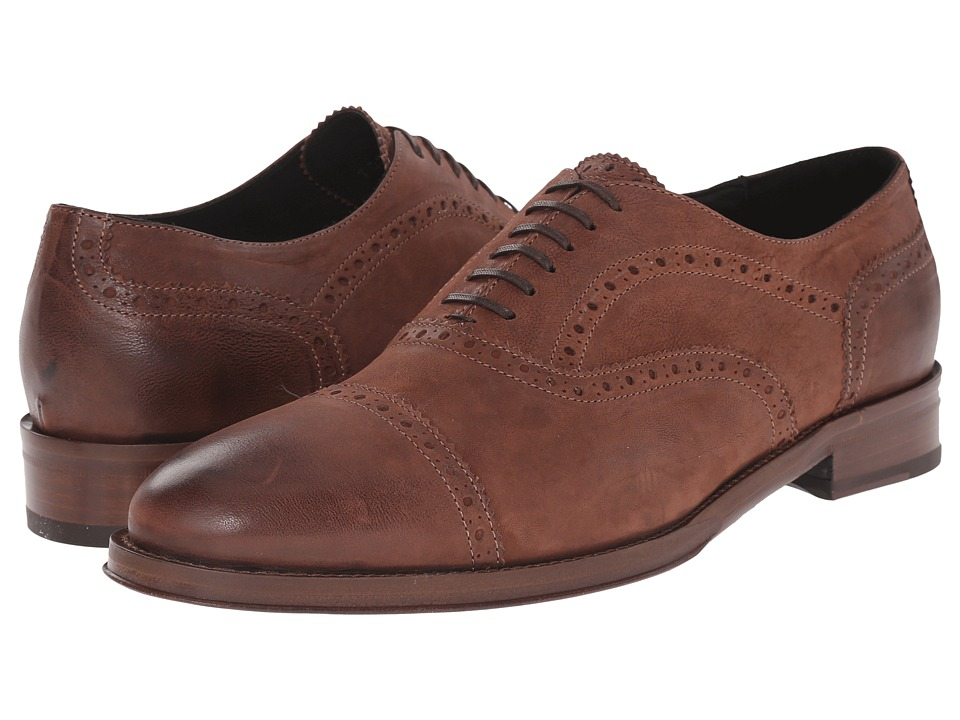 Kenneth Cole Black Label - Upper East (Brown) Men's Shoes