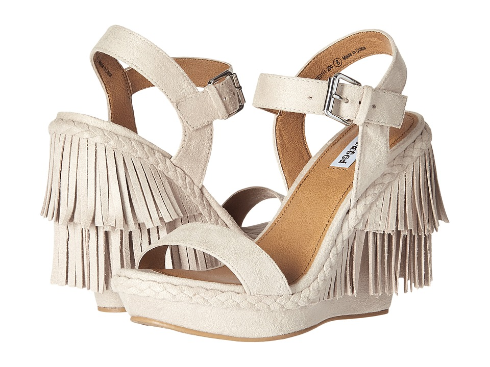 Not Rated - Roaring Ruby (Cream) Women's Wedge Shoes