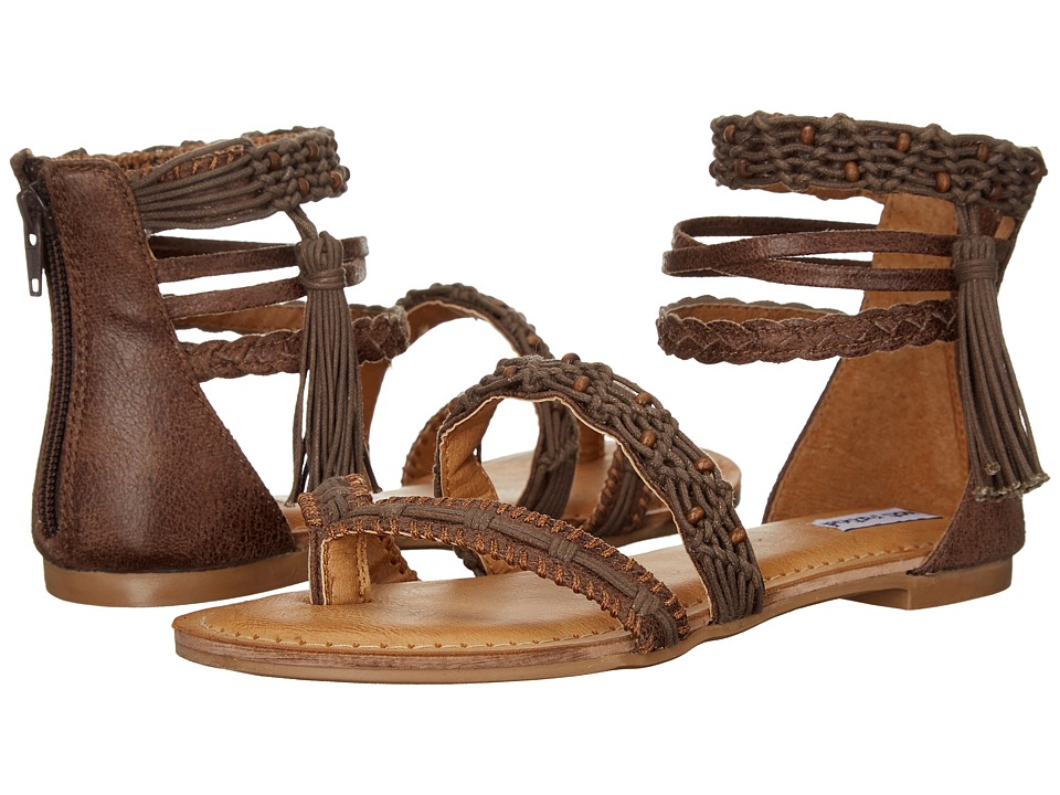 Not Rated - Macramela (Tan) Women's Sandals