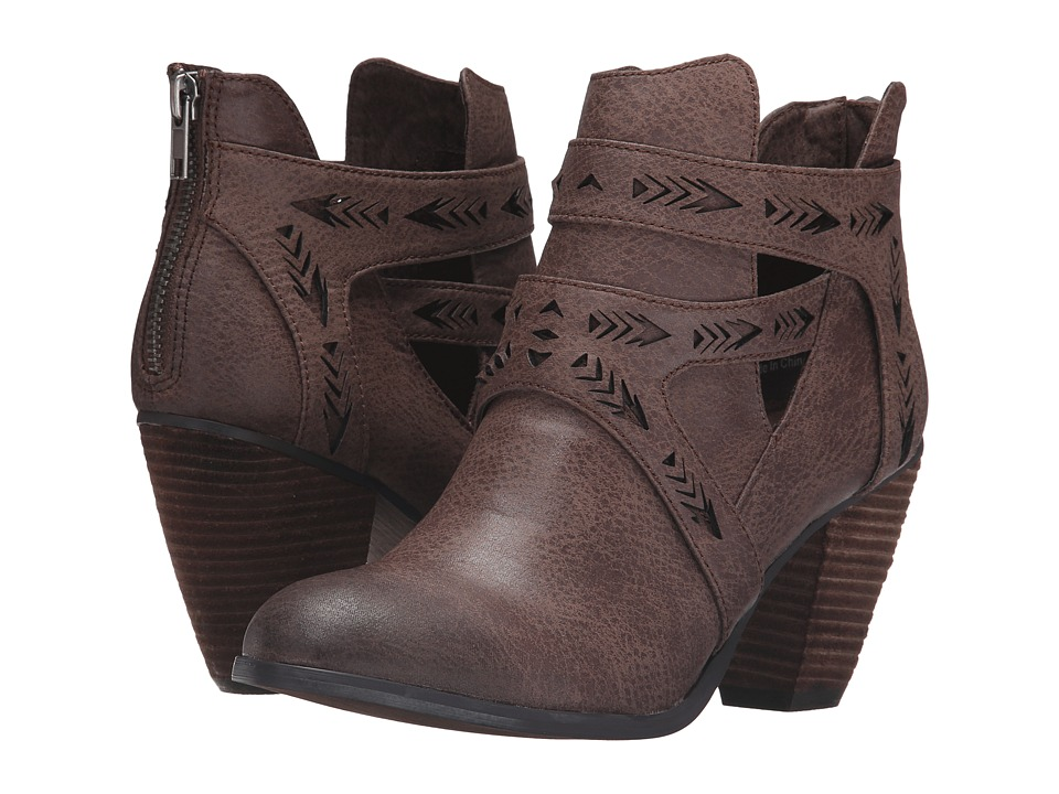 Not Rated - Enzo (Taupe) Women's Boots