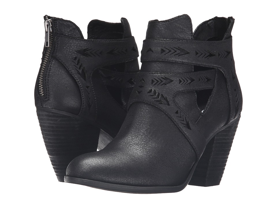 Not Rated - Enzo (Black) Women's Boots