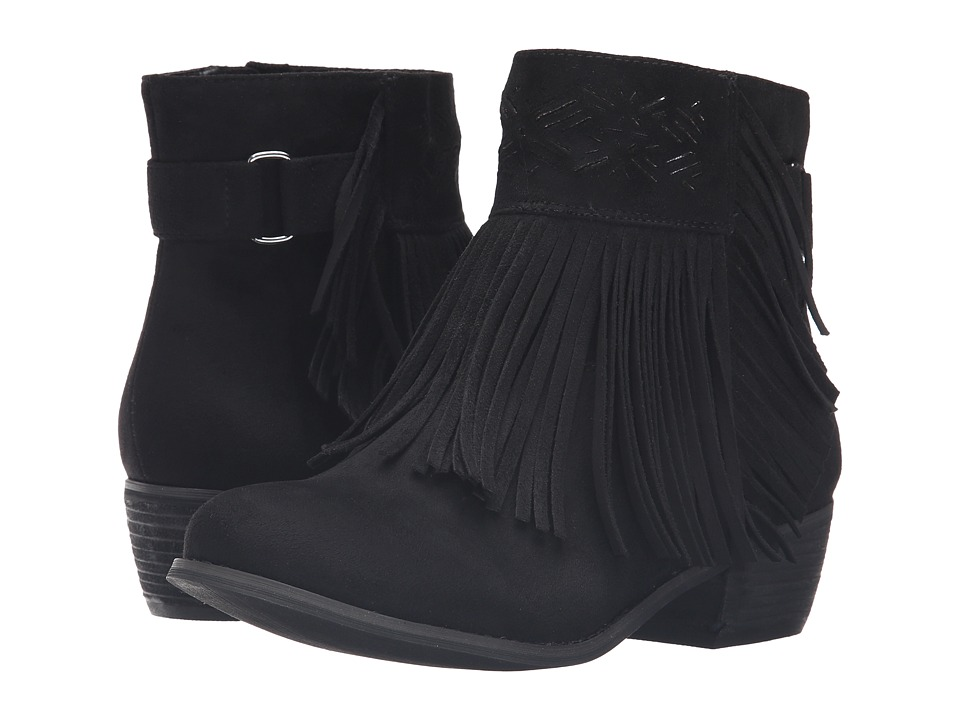 Not Rated - Captain Country (Black) Women's Boots