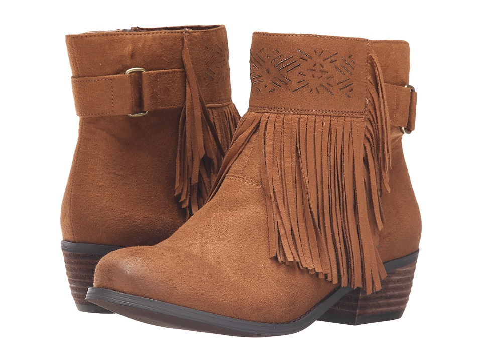 Not Rated - Captain Country (Cognac) Women's Boots