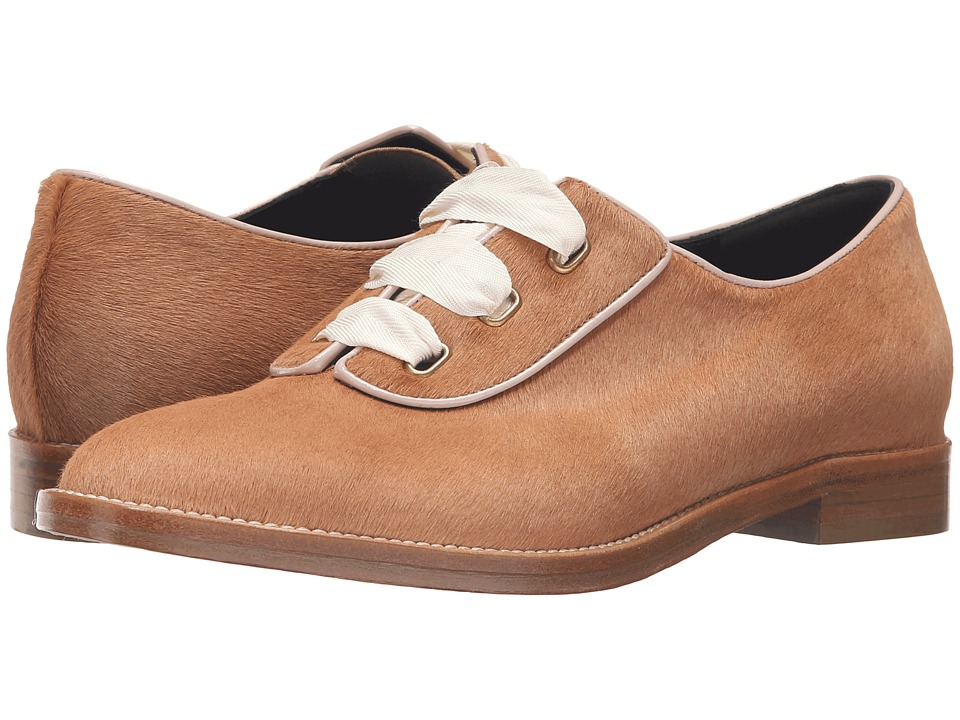 Oscar de la Renta - Korri (Bisque Pony Hair) Women's Shoes