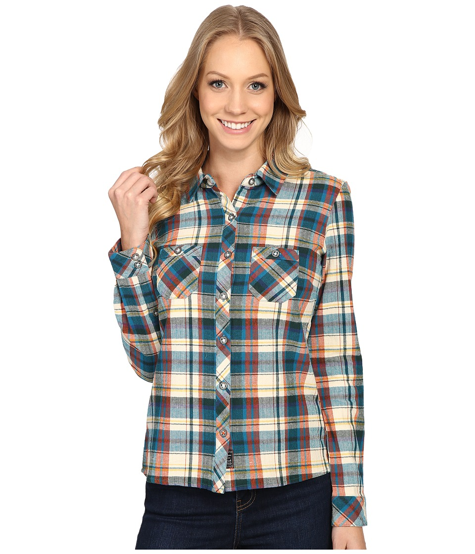 Outdoor Research - Ceres Long Sleeve Shirt (Typhoon) Women's Clothing
