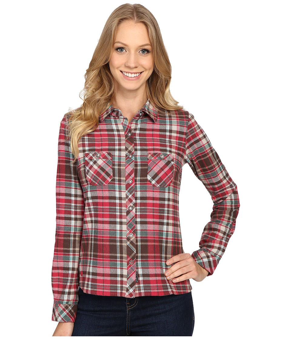 Outdoor Research - Ceres Long Sleeve Shirt (Sangria) Women's Clothing