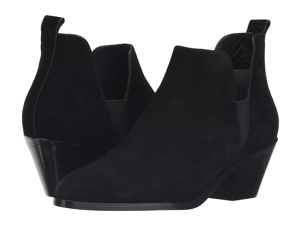 Sigerson Morrison - Belin (Black Suede) Women's Shoes