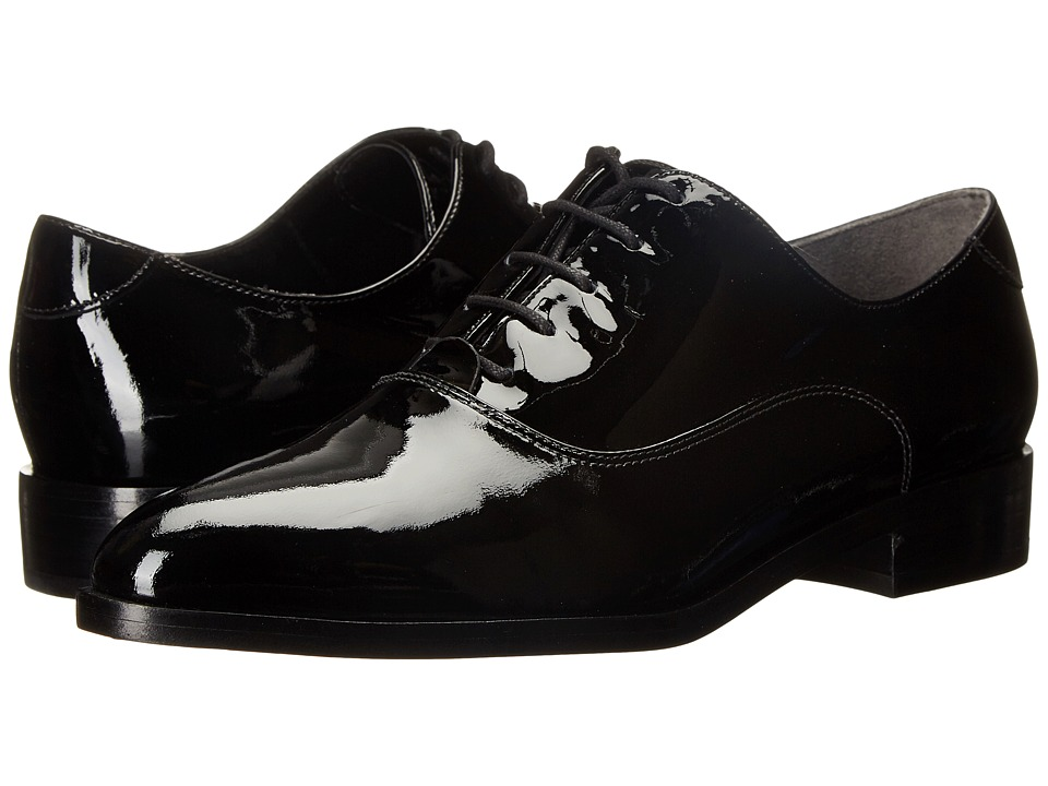Sigerson Morrison - Edie 2 (Black Soft Patent) Women's Shoes