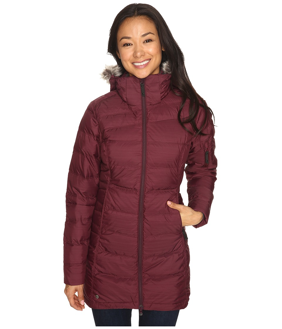 Outdoor Research - Fernie Down Parka (Pinot) Women's Coat