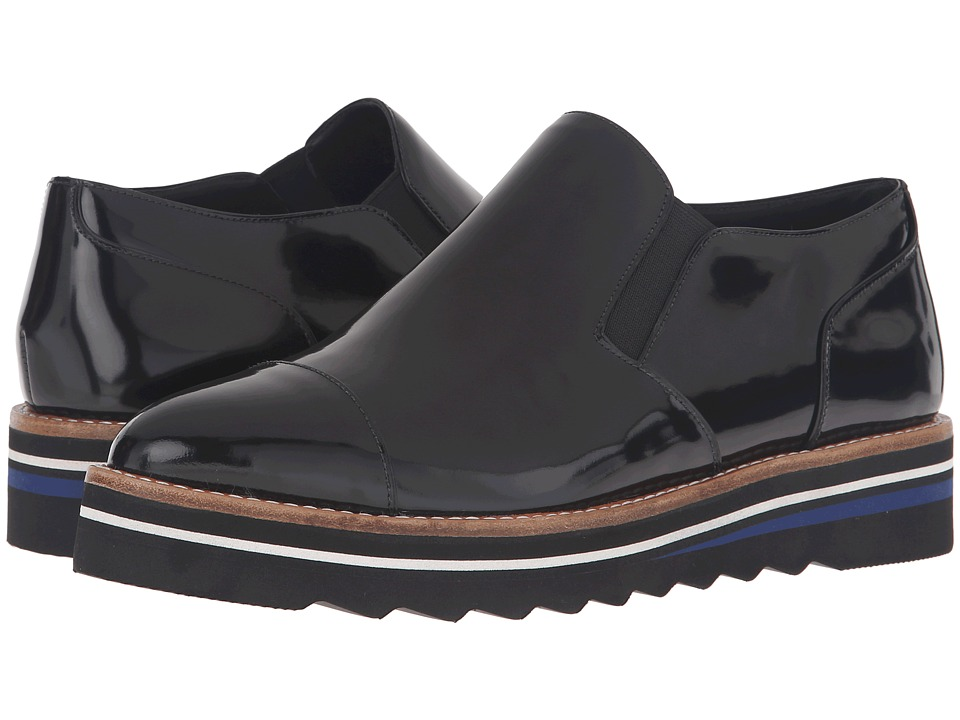 Vince - Alona (Black Leather) Women's Shoes