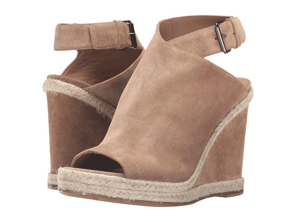 Vince - Evangeline (Sand Sport Suede) Women's Shoes