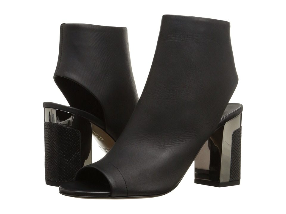 Vince - Fenmore (Black Calf Leather) Women's Shoes