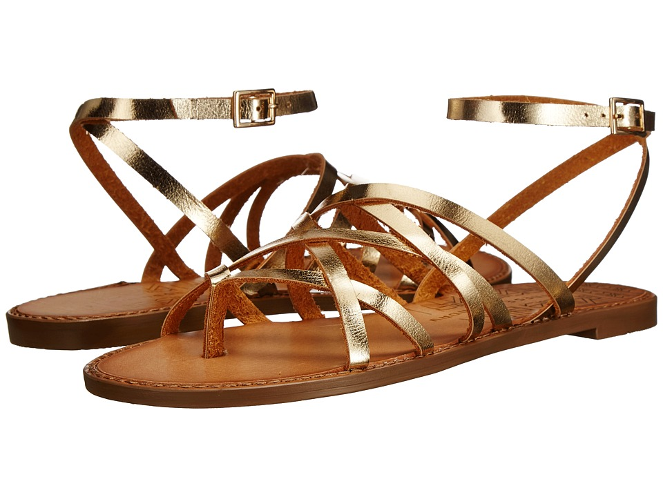 Chinese Laundry - Gia Summer (Gold) Women's Sandals