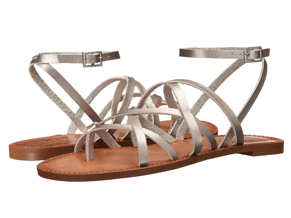 Chinese Laundry - Gia Summer (Silver) Women's Sandals